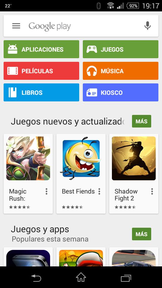 Google Play Apk Para Android Descargar Gratis