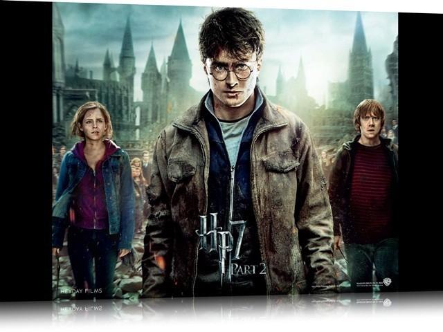Tema Harry Potter y las Reliquias de la Muerte - Descargar Gratis