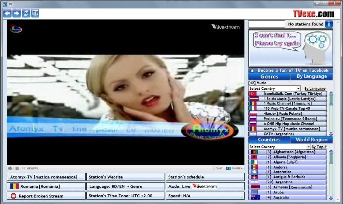 TV Exe - Descargar Gratis