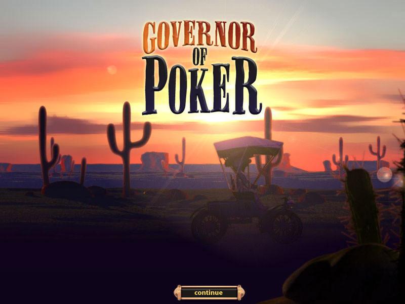 Juegos Gobernador Del Poker 3