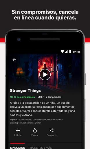 Netflix para Android - Descargar Gratis