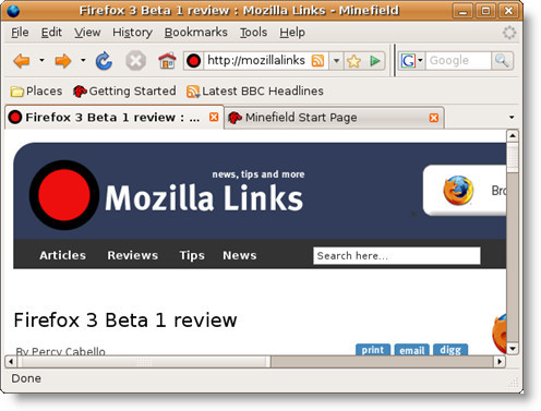 Firefox 4 Review