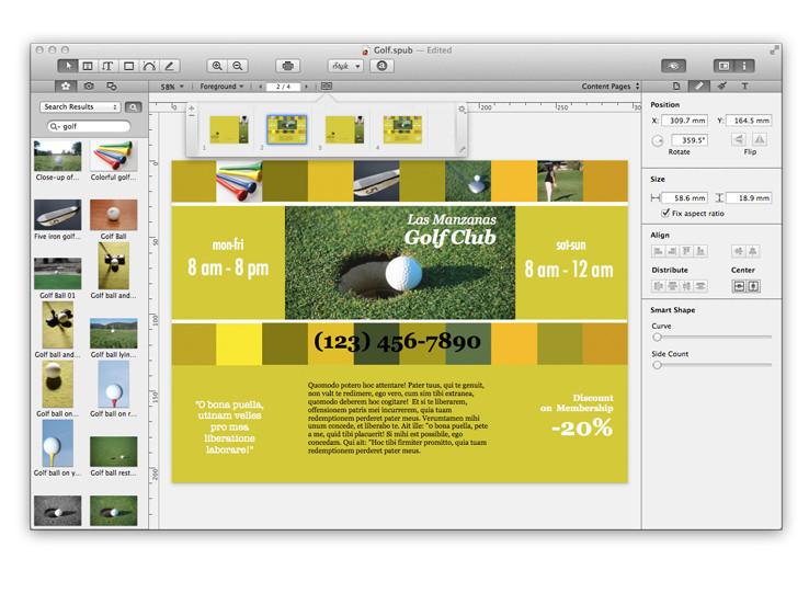 Swift publisher para mac descargar gratis - Programas de diseno para mac ...