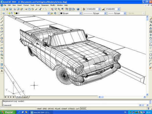 Autocad descargar gratis for Progetto 3d gratis