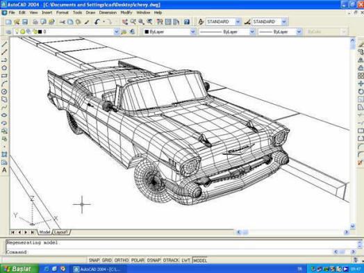 Autocad descargar gratis for Programas de 3d para arquitectos
