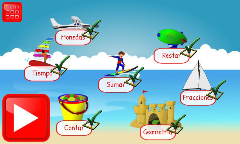 Matematicas Para Ninos 7 Anos Para Android Descargar Gratis
