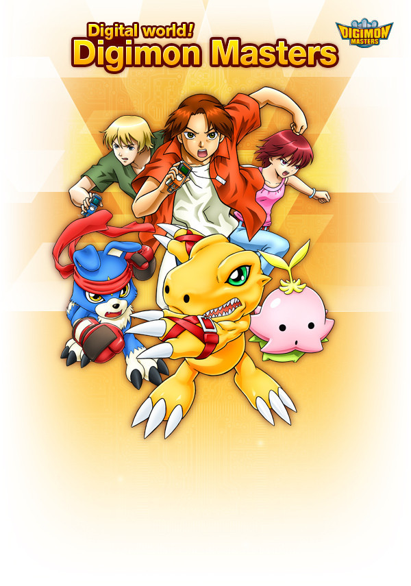 Digimon masters online descargar gratis imagen 2 de digimon masters online gumiabroncs Images