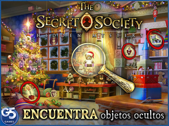 how to play secret society hidden mystery