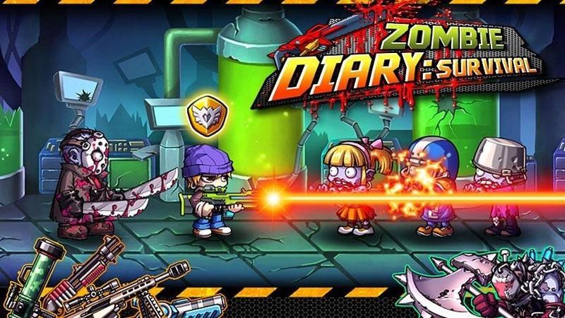 Descargar Zombie Diary Para Android Gratis