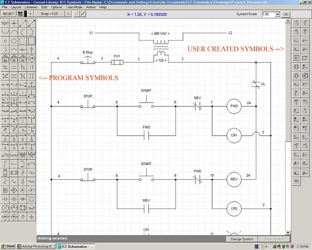 Watch furthermore Ez Schematics Pro besides Device  Wiring Diagram additionally Wiring Diagram Schematic And Switch together with Time Delay Ladder Diagram. on electrical ladder diagrams for dummies