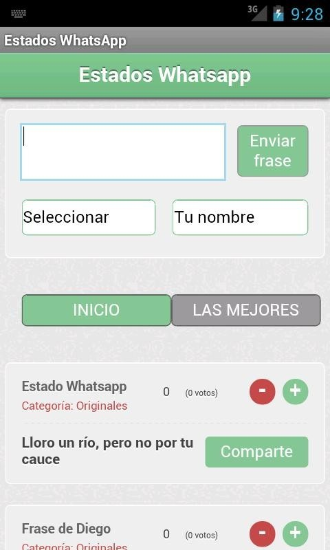 Frases Y Estados Whatsapp Para Android Descargar Gratis