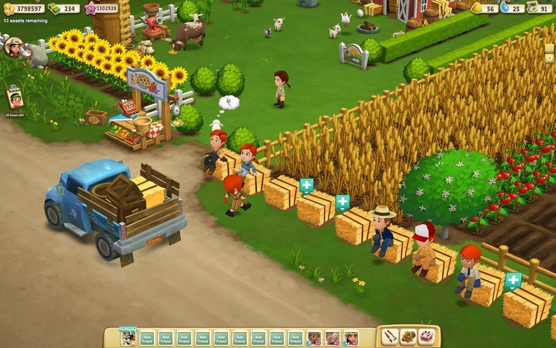 Juegos Farmville 2