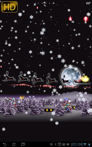 Navidad Fondo Animado Para Android Descargar Gratis