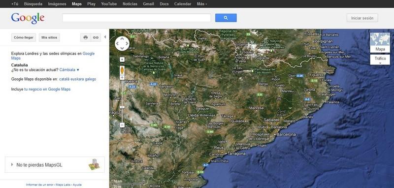como descargar mapas de google maps en pc