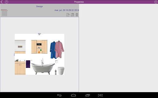 Ez bathroom dise o de ba os para android descargar gratis for Diseno de interiores app