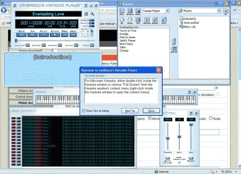 vanbasco karaoke free download windows 10