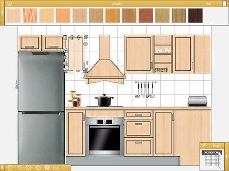Ez kitchen dise o de cocinas para android descargar gratis for Programa para disenar muebles