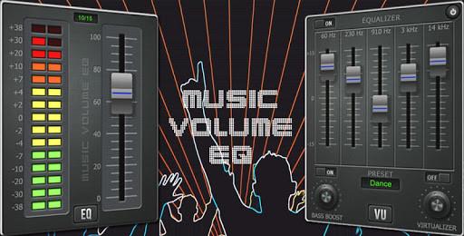 Music Volumen EQ para Android - Descargar Gratis