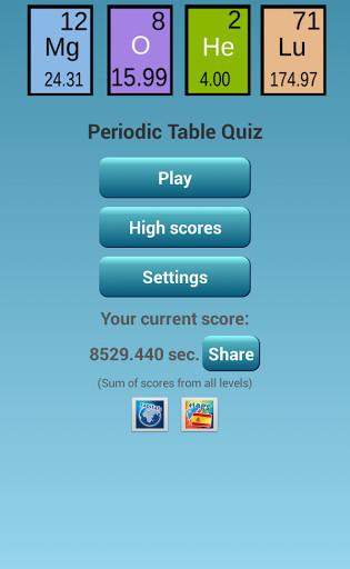Tabla peridica concurso para android descargar gratis imagen 1 de tabla peridica concurso para android urtaz Choice Image