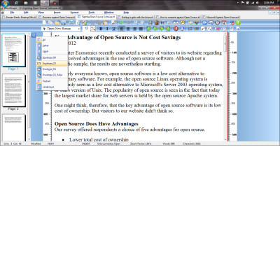 Descargar SSuite Office Excalibur Release gratis en PortalProgramas