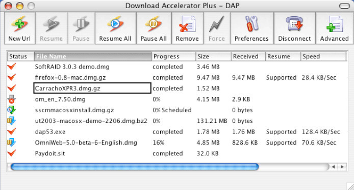 Download Accelerator Plus Mac - softhr-softnet