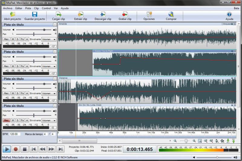 Grabadora de audio 3. 0. 7 descargar para pc gratis.