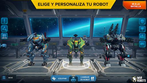 war robots descargar gratis