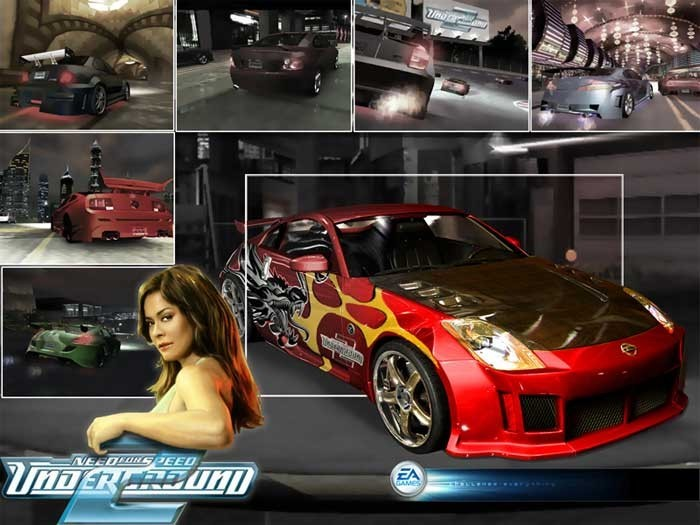 Need for speed underground descargar gratis - Need for speed underground 1 wallpaper ...
