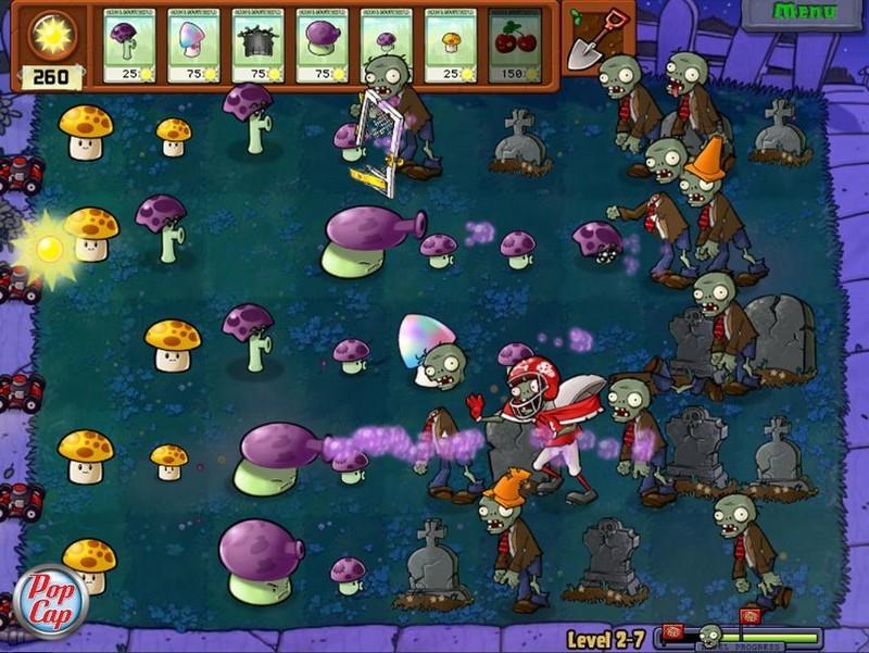 Online zombies