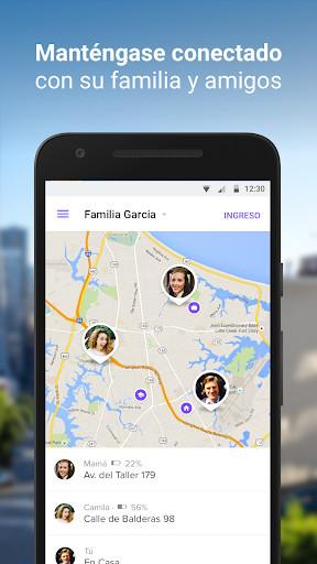 Aplicación para localizar un móvil por WhatsApp