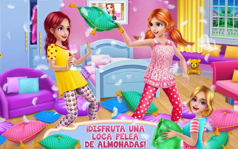 703b1d53c2 ... Imagen 2 de Pijamada – Spa y Diversión para Android ...