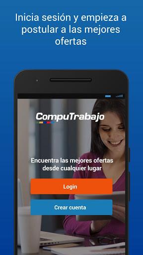CompuTrabajo Ofertas de Empleo para Android - Descargar Gratis