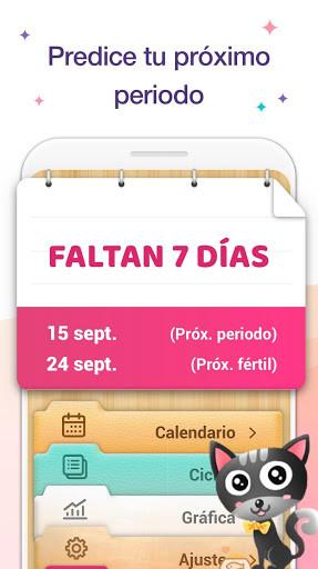 Calendario De Periodo Menstrual.Calendario De Periodo Para Android Descargar Gratis