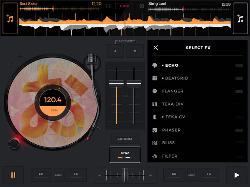 mezcladores de musica dj