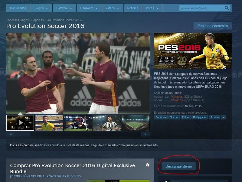 Descargar Pro Evolution Soccer Pes 2015 Gratis En Espanol