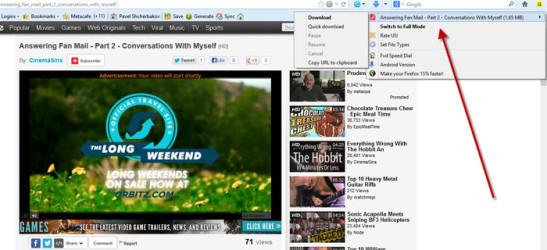 Flash Video Downloader Deutsch