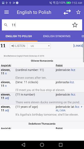 Diccionario Wordreferencecom Para Android Descargar Gratis