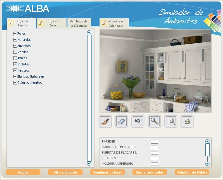 Alba mi simulador de ambientes descargar gratis for Programa de decoracion de interiores gratis