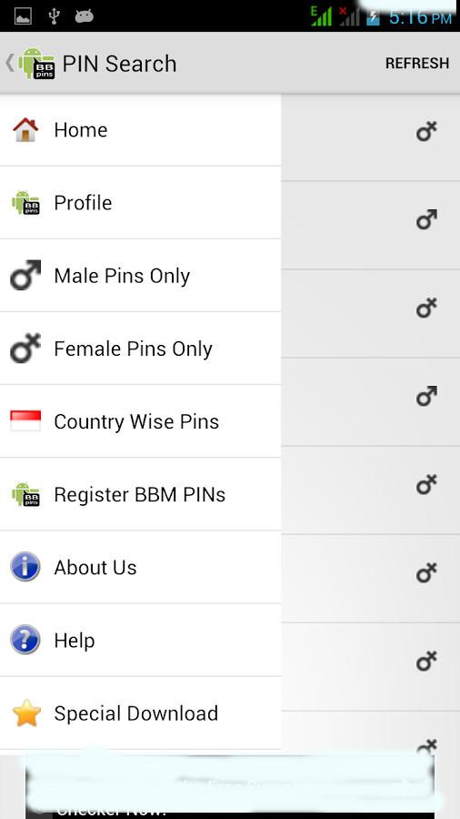 BBM apk (BlackBerry Messenger) free download for android