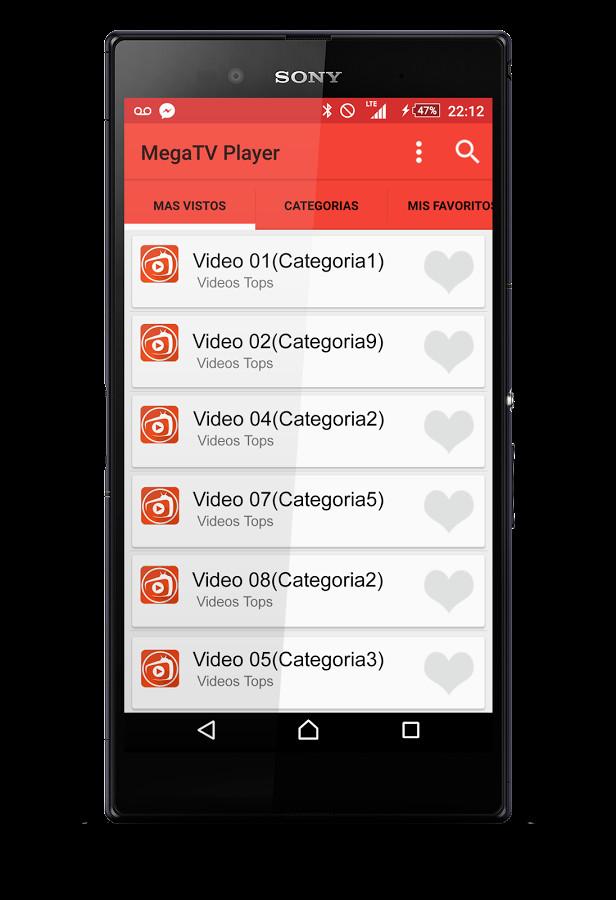Mega tv player apk 2017 | Download MegaTV Player 1 3 3  2019