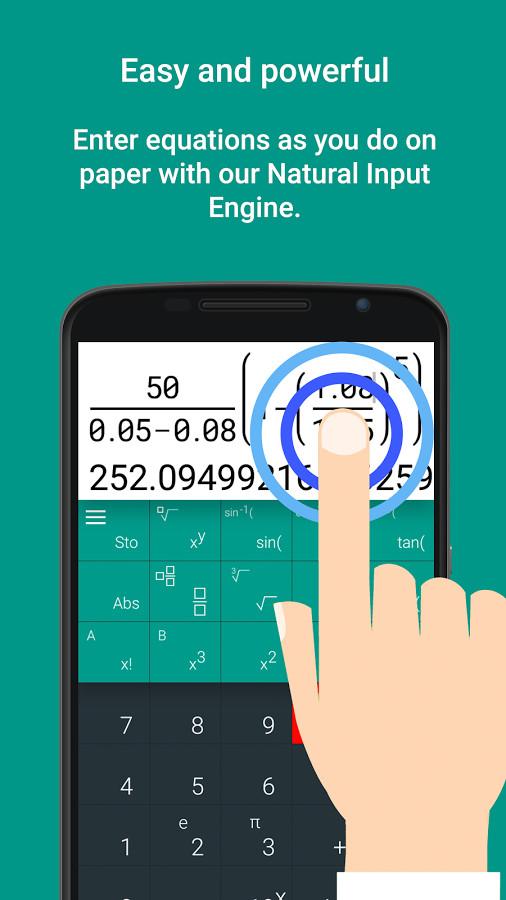 Gratis Kalkylator Android