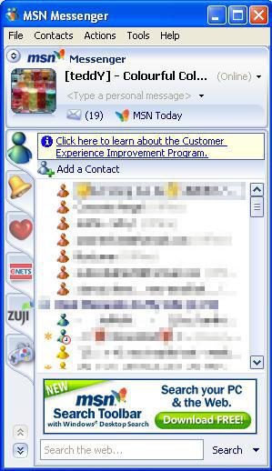 Webcam msn messenge - 2 1