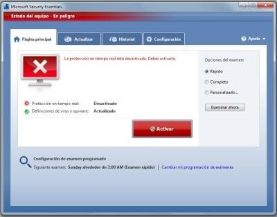download microsoft security essentials for windows 7 professional 64 bit