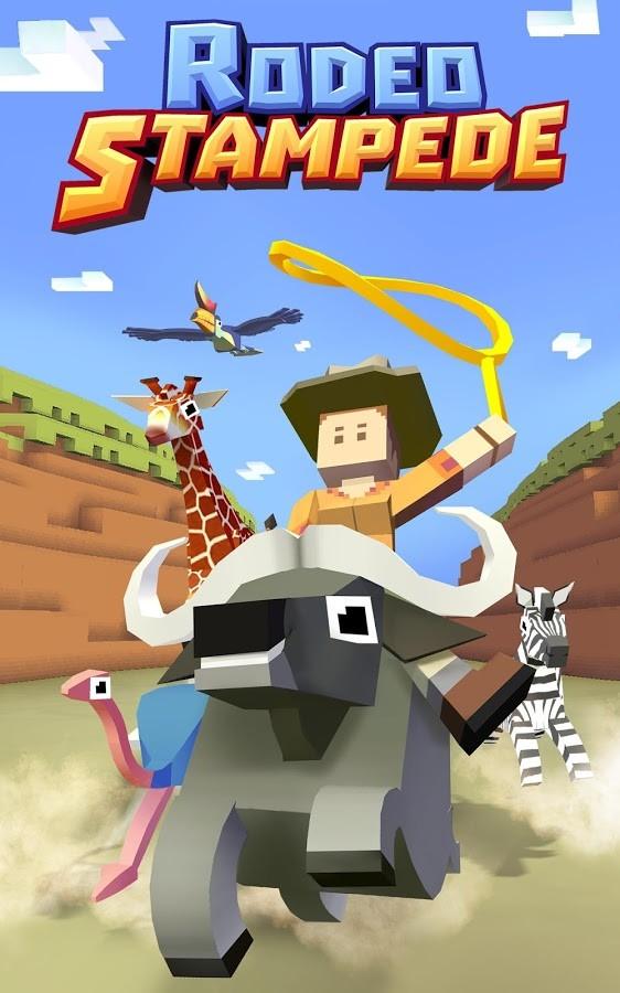 Rodeo Stampede Sky Zoo Safari Para Android Descargar Gratis