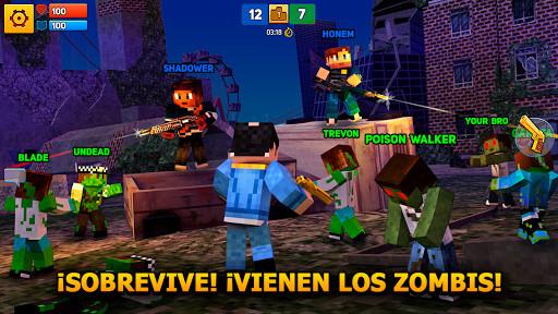 Block City Wars para Android - Descargar Gratis