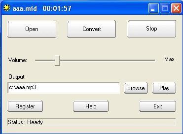 Descarga e instala widi pro convertir mp3 midi youtube.