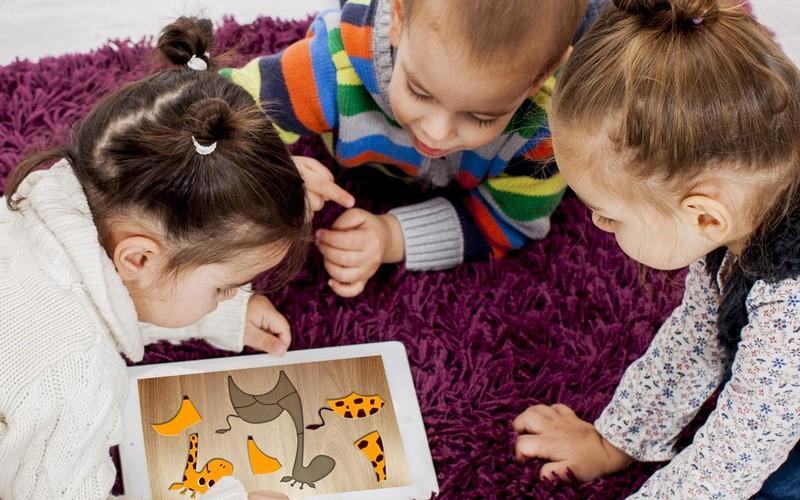 384 puzzles para ni os para android descargar gratis - Puzzles para ninos pequenos ...