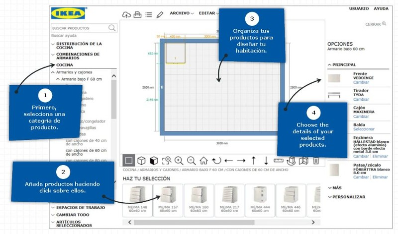 Ikea home planner descargar gratis - Disena tu cocina online gratis ...