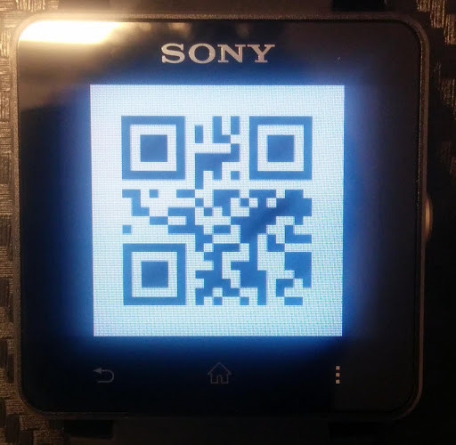 how to use qr codes android