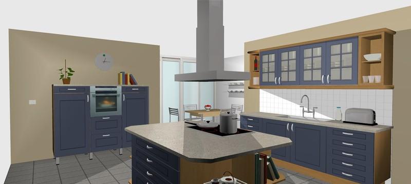 Quick3dplan descargar gratis for Programa muebles cocina